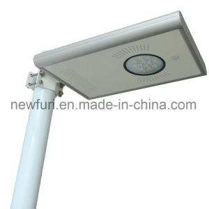 12W All in One Solar Street Light pictures & photos