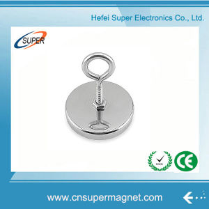 N35 20mm Strong Powerful Neodymium Magnet Magnetic Hook pictures & photos
