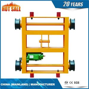 Dual Track End Carriage for Crane (DPT-20T) pictures & photos