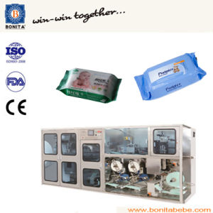 Full Automatic Wet Wipe Production Line for Small Pack (5-30PCS)