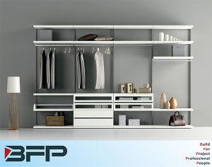 Simple Style Bedroom Wardrobe Cabinet Walk in Closet pictures & photos