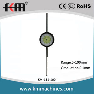 0-100mm Dial Indicator with 0.1mm Graduation pictures & photos