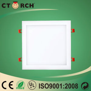 Ctorch 2017 Square Embedded High Performance LED Panel Light 24W with Ce Approval pictures & photos