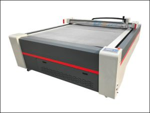 New Advanced CNC Oscillating PTFE Rubber Paper Sealing Gasket Cutter Machine pictures & photos
