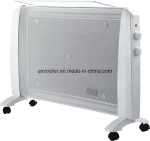 Clothesline Pole Mica Heater with LED Remote Control pictures & photos