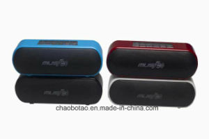 Mini Portable Promotion Gift Bluetooth Speaker with FM Radio USB/TF Slot pictures & photos