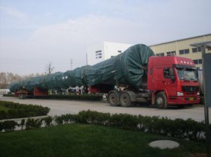 FCL Sea Shipping From Shanghai to Zeebrugge Belgium