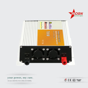 Dm-700W 12V/24V/48V USB 5V 2A off Grid DC to AC Modified Sine Wave Power Inverter