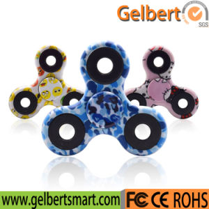 New Gadget Hot Selling Factory Anxiety Reliever Toy Fidget Spinner pictures & photos