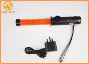 Outdoor Battery Type Safety LED Traffic Portable Wand Baton for Police pictures & photos