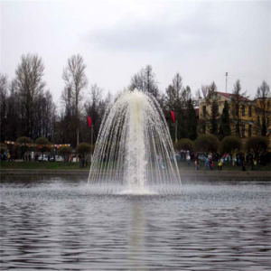 Brand New Stainless Steel Floating Lake Fountain pictures & photos