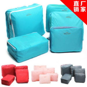 Bag Waterproof Multi-Functional Finishing Bag Underwear Bra Bag Bag Shoes Bag Five Piece pictures & photos