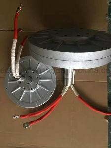 63dm Series Coreless Disc Permanent Magnet Generator Pmg63dm 12V 0.05kw 380rpm Permanent Magnet Alternator pictures & photos