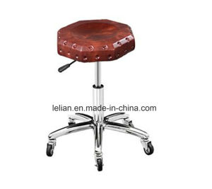 Home Bar Chair Bar Stools with Swivel Base (LL-BC011) pictures & photos
