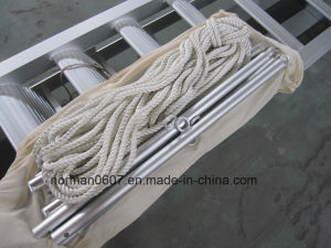 14.4m Marine Aluminum Accommodation Ladder, Marine Wharf Ladder pictures & photos