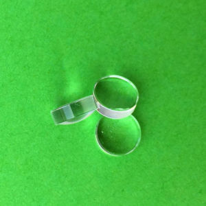 Danpon Glass Lens Aspheric Collimator Glass Lens pictures & photos