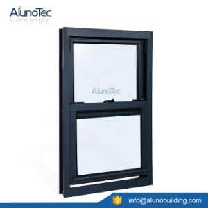 Aluminum Double Hung Sash Window pictures & photos