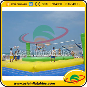 Cheap Inflatable Bossaball Court Inflatable Bossaball Sports Game pictures & photos
