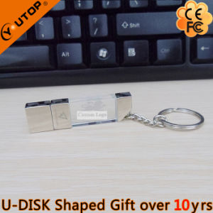 Crystal Gift USB Pendrive/ USB Disk (YT-3270-12) pictures & photos