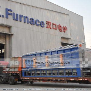 Bogie Hearth Forging Furnace with Ultra-Energy Structure pictures & photos
