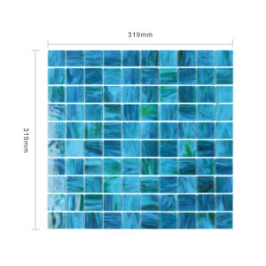 Building Materials Kitchen Backsplash Wall Tiles Glass Mosaic pictures & photos