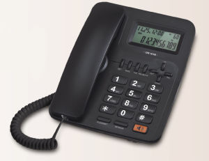 Caller ID Telephone, Corded Phone, Telephone, Office Phone, Landline Phone, Landline Telephone pictures & photos