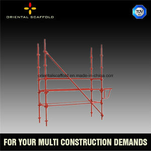 Strong Kwikstage Steel Scaffolding System pictures & photos