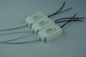 IP20 Super Slim Plastic Power Supply 12W pictures & photos