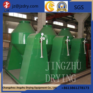 Double Cone Rotating Vacuum Drying Machine at Low Temperature pictures & photos