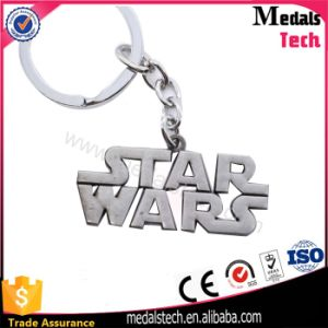 Wholesale China Letter Metal Keychain with Keyring (MTKY045) pictures & photos