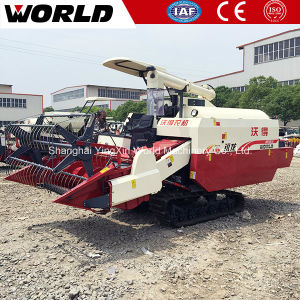 Mini Rice Combine Harvester for Sale pictures & photos