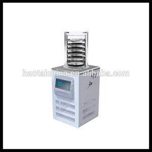 Mini Vacuum Freeze Dryer Lab Drying Machine pictures & photos