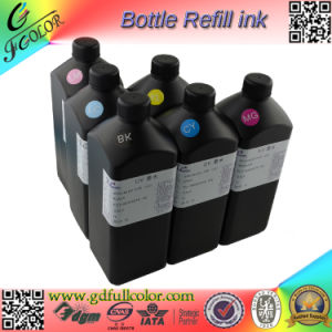 Bulk Buy From China LED UV Curing Ink for Toshiba Ce4m LED UV Inks pictures & photos