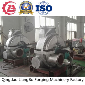 Small Back Pressure Steam Turbine Offered by China Professional Manufacture