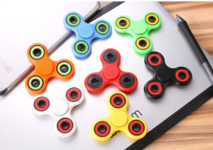2017 Popular New Arrival Metal Bearing Hand Spinner pictures & photos