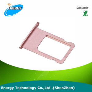 Repair Parts for iPhone 6 SIM Card Tray, SIM Tray for iPhone 6 pictures & photos