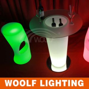 Modern Design Hot Sale LED Bar Stool LED Light up LED Bar Stool pictures & photos