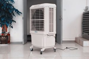 Portable Evaporative Air Cooler / Air Conditioner / Mist Fan (JH601) pictures & photos
