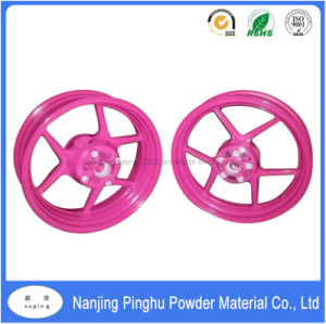 Ral4010 Pink Powder Coating with Good Decorative Property pictures & photos