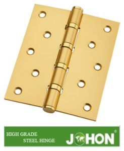 "Steel or Iron Door Hardware Shower Hinge (5""X3""/120mmx80mm furniture accessories) pictures & photos"