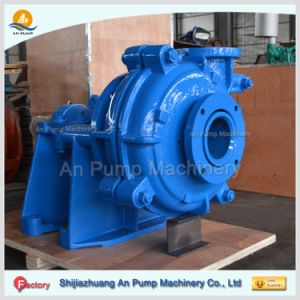 Heavy Duty Horizontal Centrifugal Wear Resistant Transport Slurry Solids Pump pictures & photos