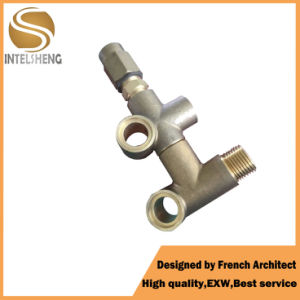 Brass Bypass Valve for Controling Water Flow pictures & photos