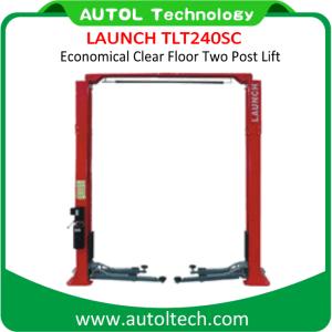 Launch Tlt240sc Economical Clear Floor Two Post Car Lift (CE standard configuration) pictures & photos