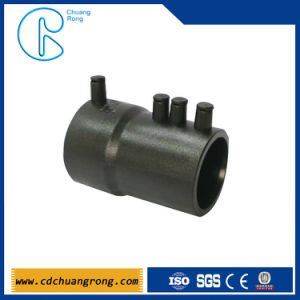 Double Wall HDPE Electrofusion Pipe Fittings Manufacturers for Oil Supply pictures & photos