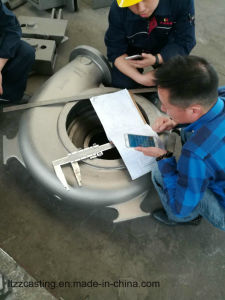 Pump Part Ss316 260kgs Steel Sand Casting pictures & photos