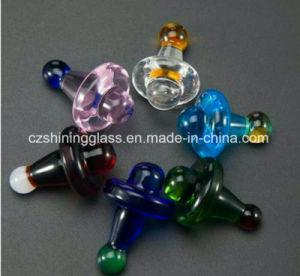 Shining Colorful Hot Wholesale Quartz UFO Carb Cap pictures & photos