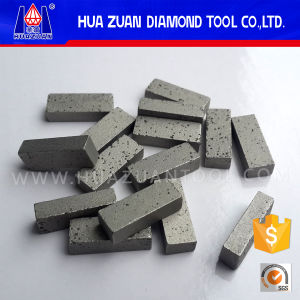 Gangsaw Parts Diamond Gangsaw Segment for Cutting Marble Limestone pictures & photos