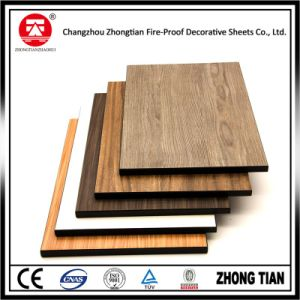 Wood Grain Compact Laminate Board pictures & photos