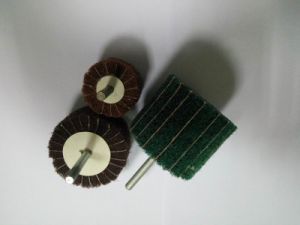 Abrasive Wheel with Shaft pictures & photos