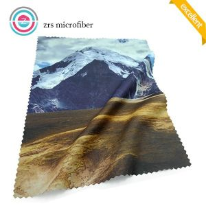 Popular Microfiber Cloth for Glasses Cheap Glasses Wiping Cloth pictures & photos